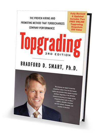 Topgrading book