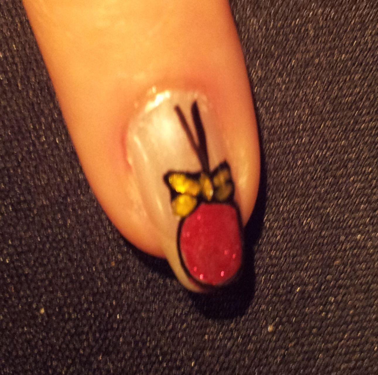 Christmas ball - Swatches & nail arts by me (1yearofnailart.blogspot ...