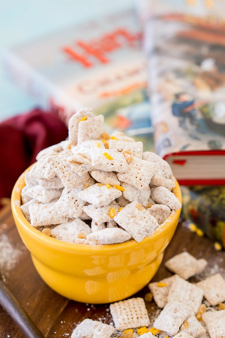 30 Magical Halloween Recipes Inspired From Harry Potter Which All Potter Heads Are Gonna Love Harry Potter Butter Beer Puppy Chow Recipes Yummy Snacks