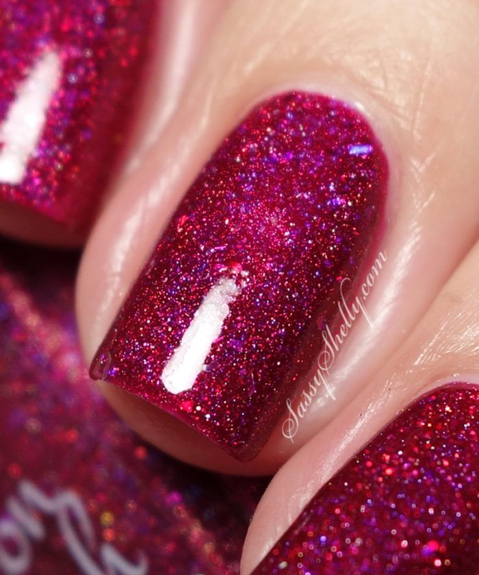 Potion Polish ~ Fourth of July Collection ~ review & live swatches ...