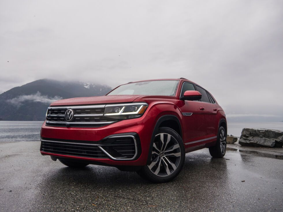 The 2020 Volkswagen Atlas Cross Sport is how America likes