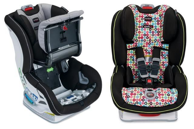 The Best Convertible Car Seats For Your Baby Britax Boulevard ClickTight Seat