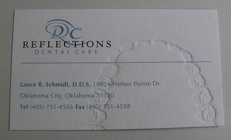The most creative business cards you will ever see schmidt affordable top quality dentists and a holiday we offer the best prices and services for any detal work and have a great reputation all over the world reheart Gallery