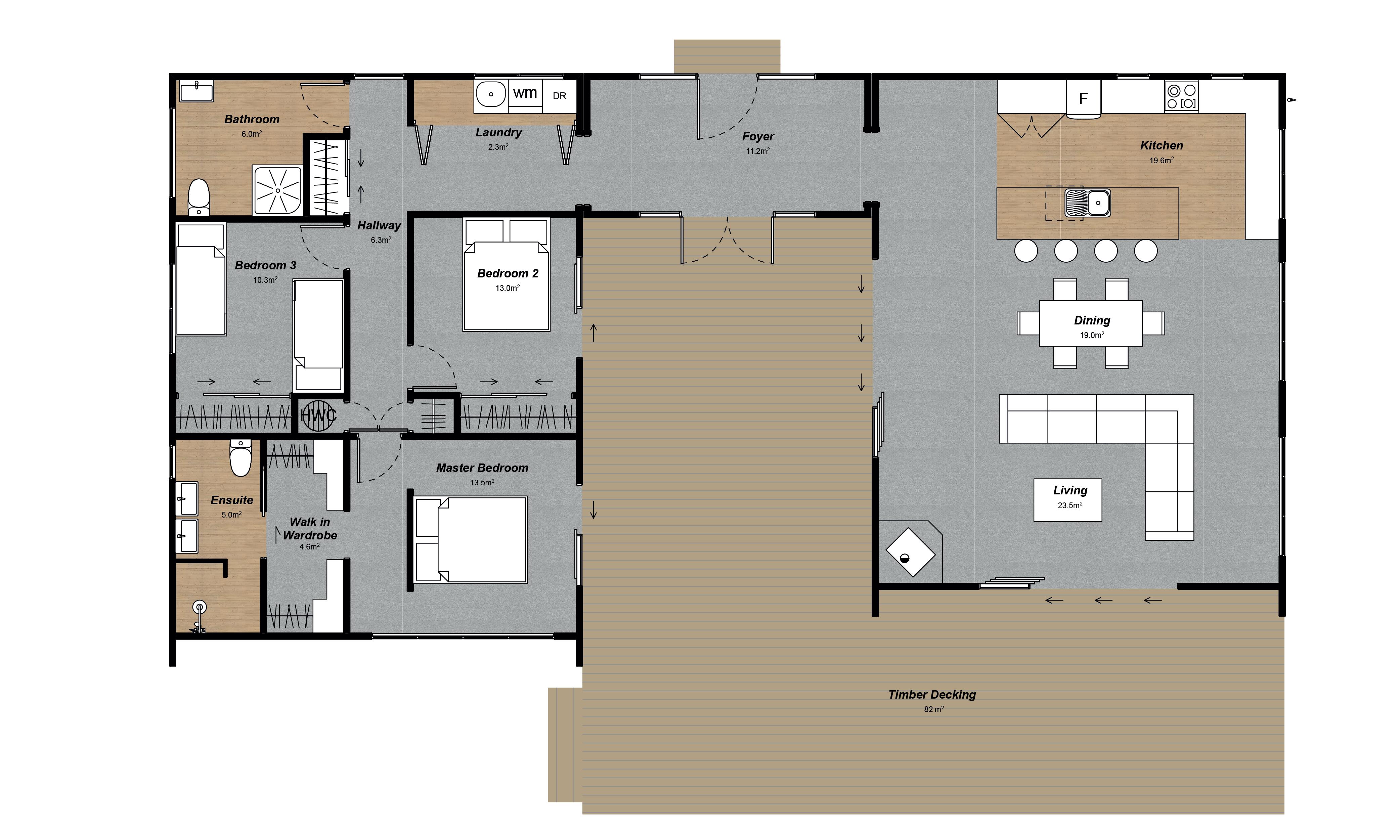 Benmore plang floor plans pinterest bedrooms