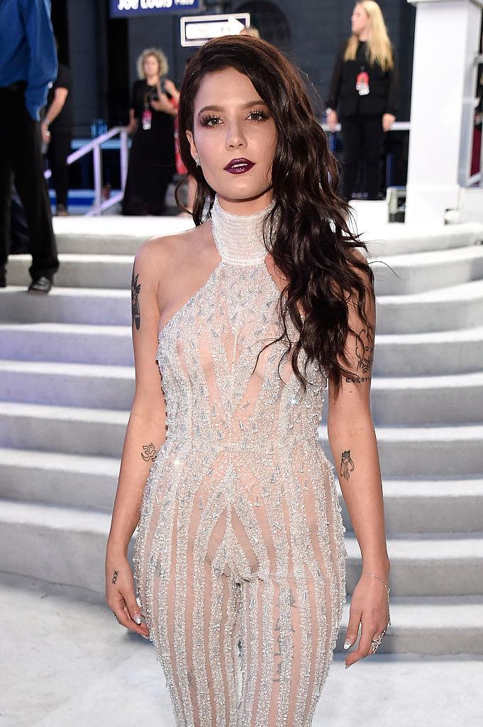 Halsey Vmas Vmas2016 Video Music Awards Vma Fashion