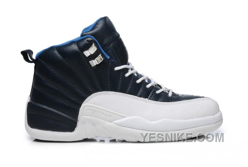 Big Discount 66 OFF 130690490 Air Jordan 12 Retro Dark Blue
