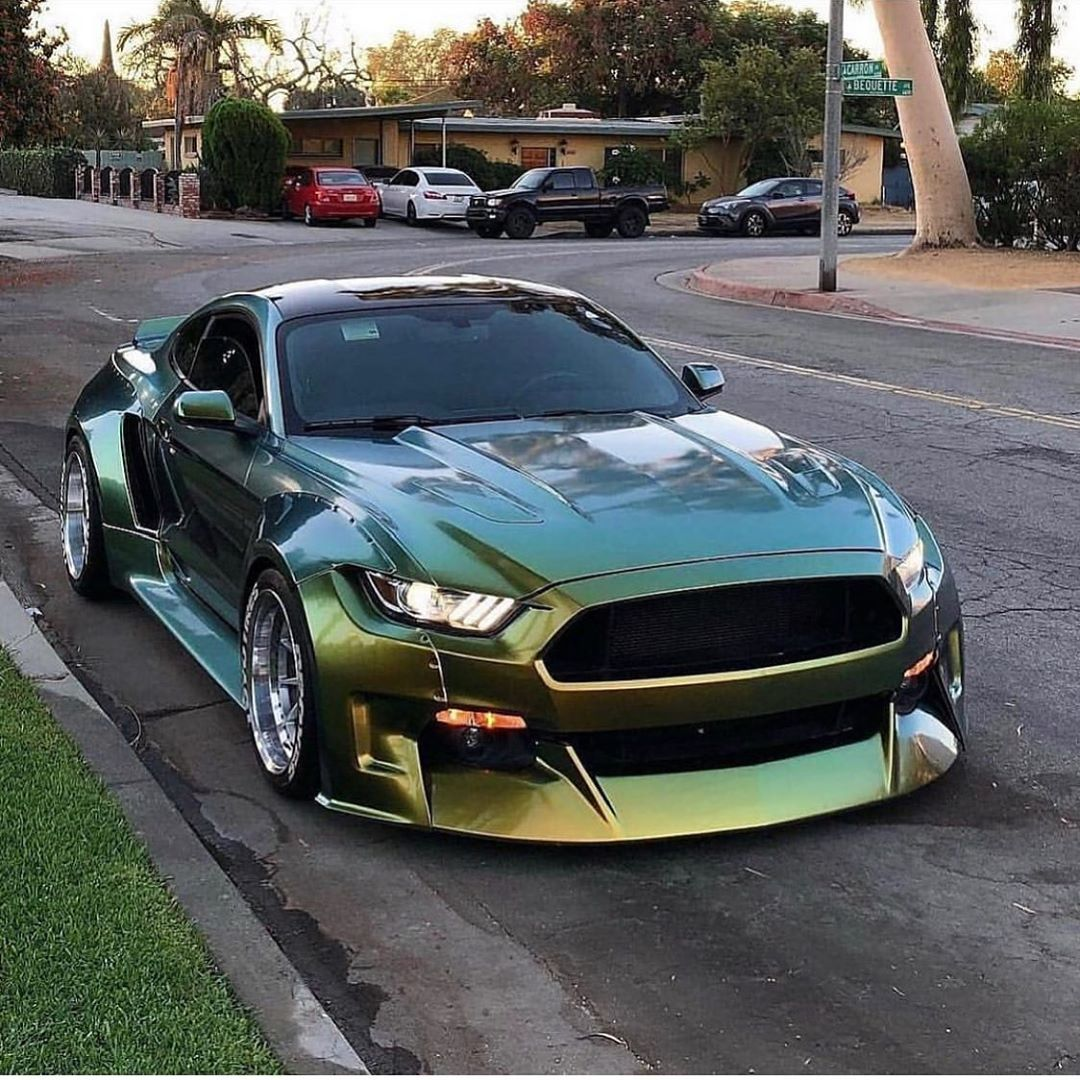 The Supercar Squad On Instagram Rate This Mustang 1 10 Youtube Link In The Bio Follow Thesupercarsquad Thesuperc Super Cars Widebody Mustang Mustang