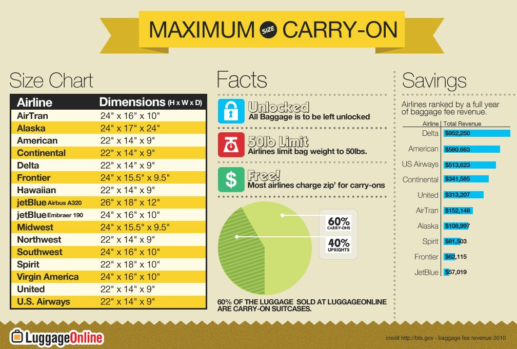 Carry On Requirements Sources Theluggageblog Com And Bts