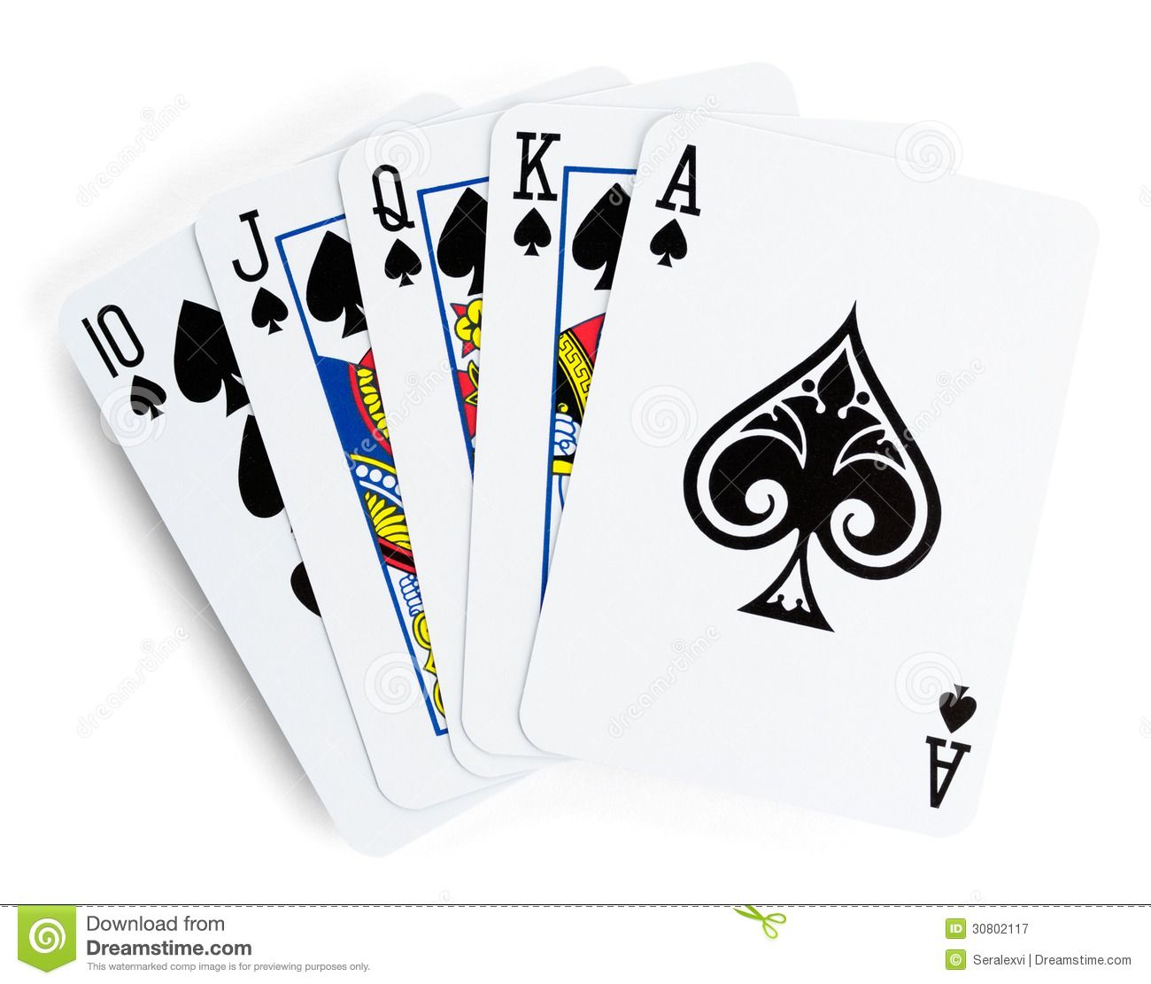 Royal Flush Playing Cards Card Tattoo Designs Casino Tattoo Playing Cards