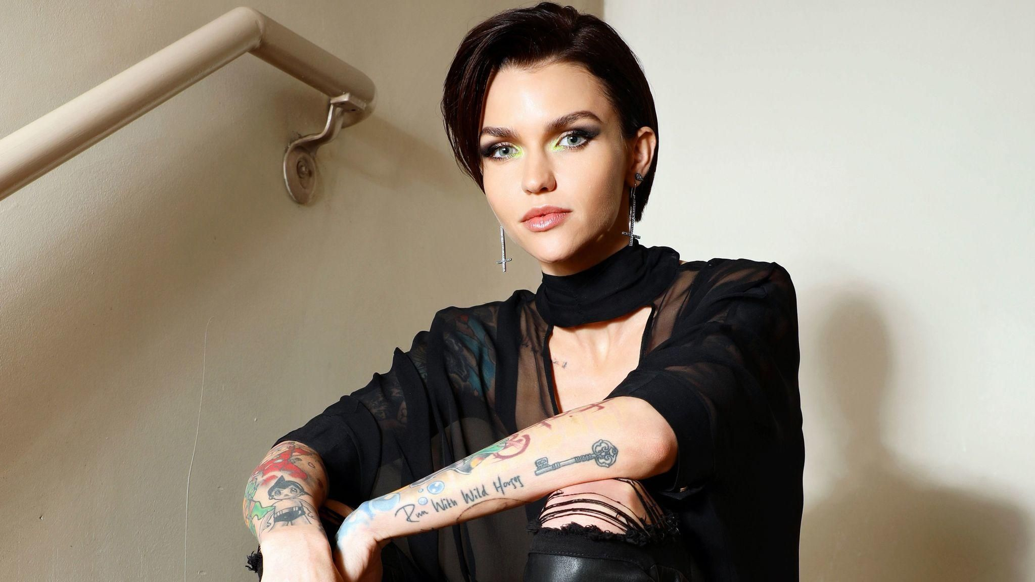 Why Ruby Rose is 'obsessed' with JeanMichel Basquiat and