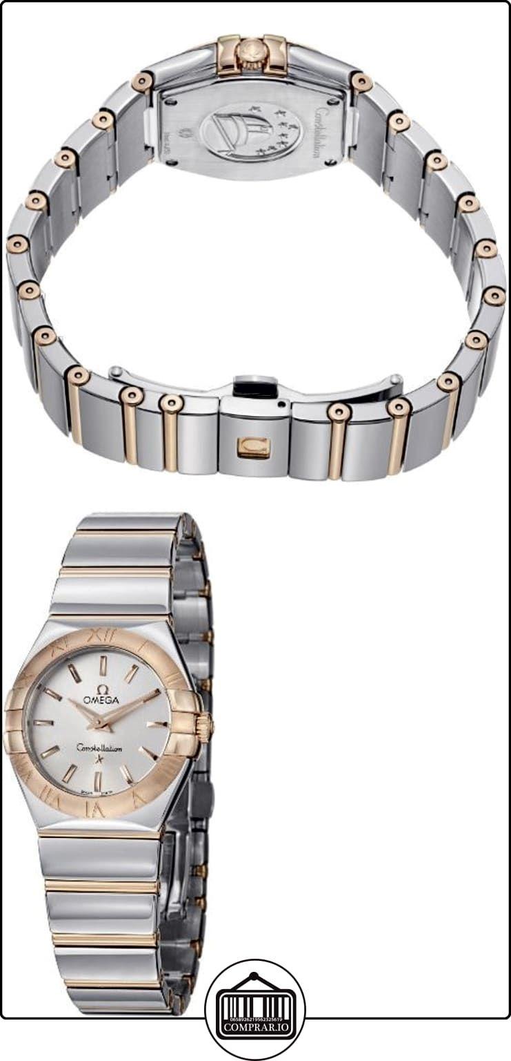 Omega 123.20.27.60.02.003 - Reloj para mujeres  ✿ Relojes para mujer - (Lujo) ✿