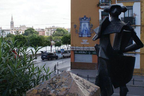 Imagen de chalet adosado en calle san jacinto, 24, Altozano - Pagés del Corro, Sevilla