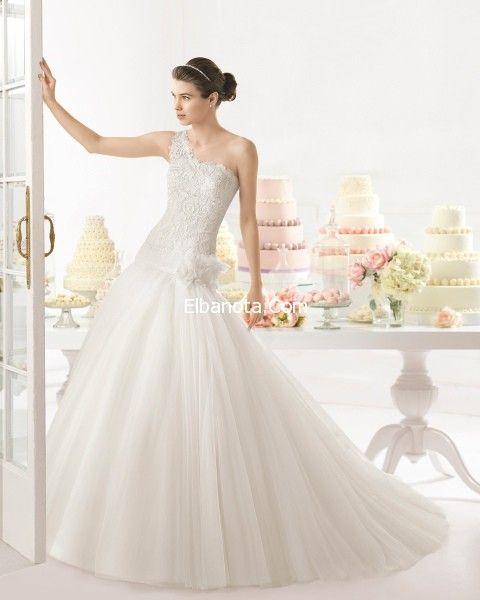 فساتين زفاف 2015 ناعمة الموضة في فساتين زفاف 2015 موديلات فساتين بيضاء للعروس فساتين زفاف أ Discount Wedding Dresses Wedding Dresses Online Wedding Dress
