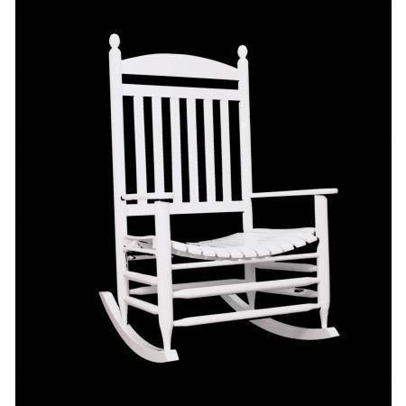 Bradley Slat Jumbo Rocker, Hinkle Chair Company ~ The PERFECT Rocker For Us!