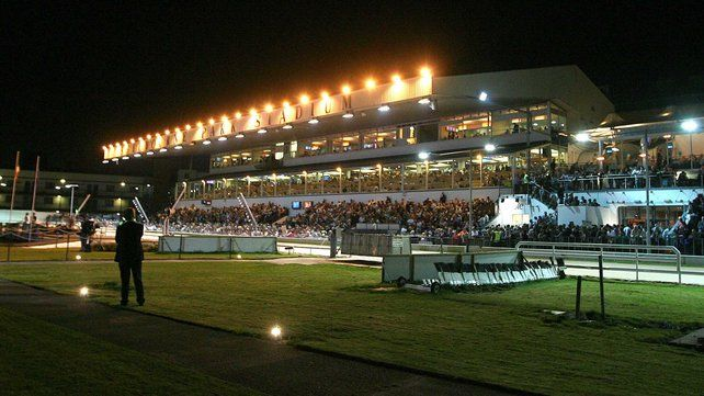 Shelbourne Park Derby Dublin Ireland Derby Day Greyhound