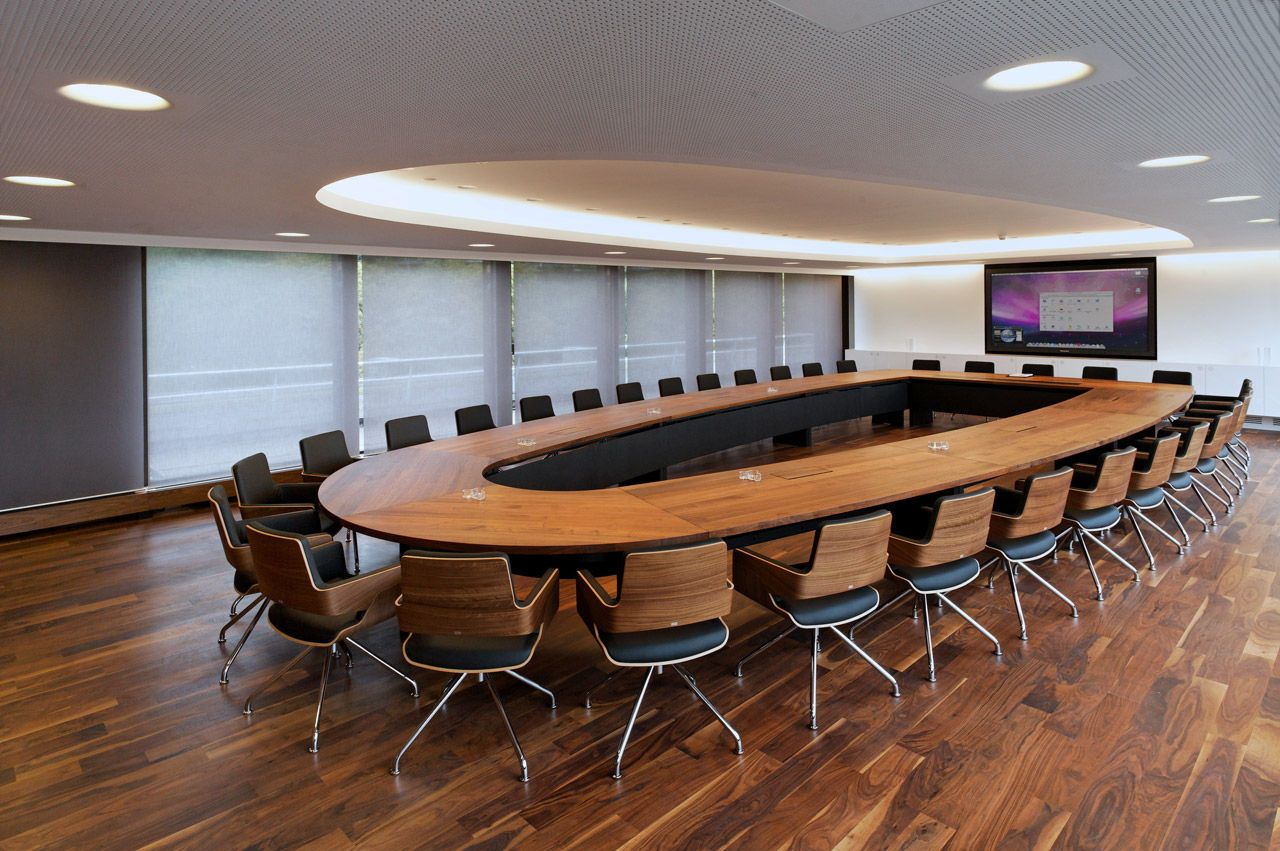 Large Conference Room Table Contemporary Design Conference Room Design Office Table Design Office Meeting Room Interior