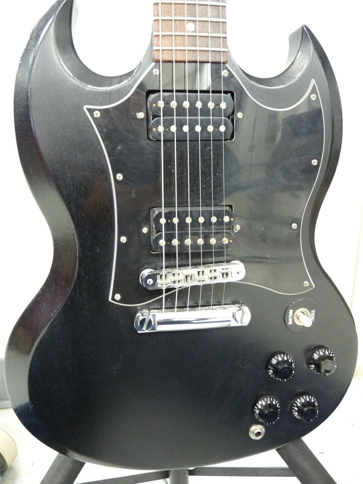 2005 gibson sg special