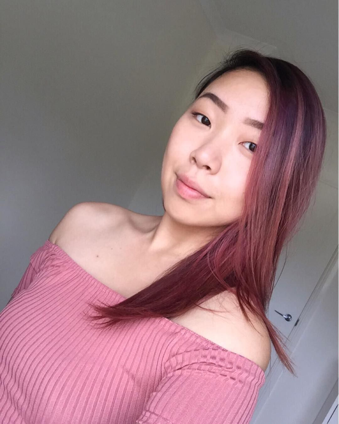Asian having an wesome time