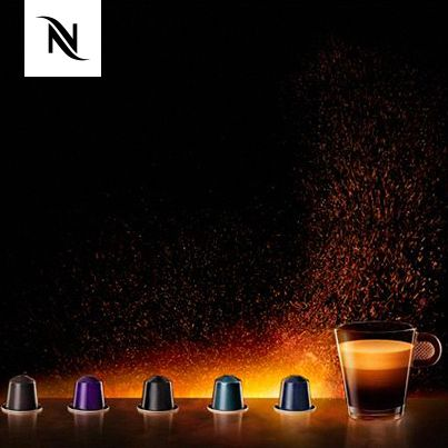 Intense week ahead? Pick one of the 5 Grands Crus from our intense range: Kazaar, Dharkan, Ristretto, Arpeggio, Roma.