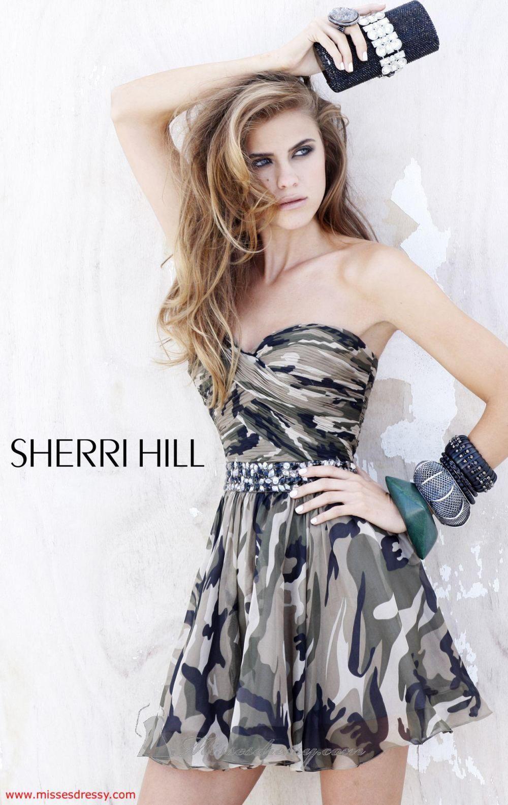 Vestido Sherri Hill 2905 - MissesDressy.com   Vestidos de fiesta ...