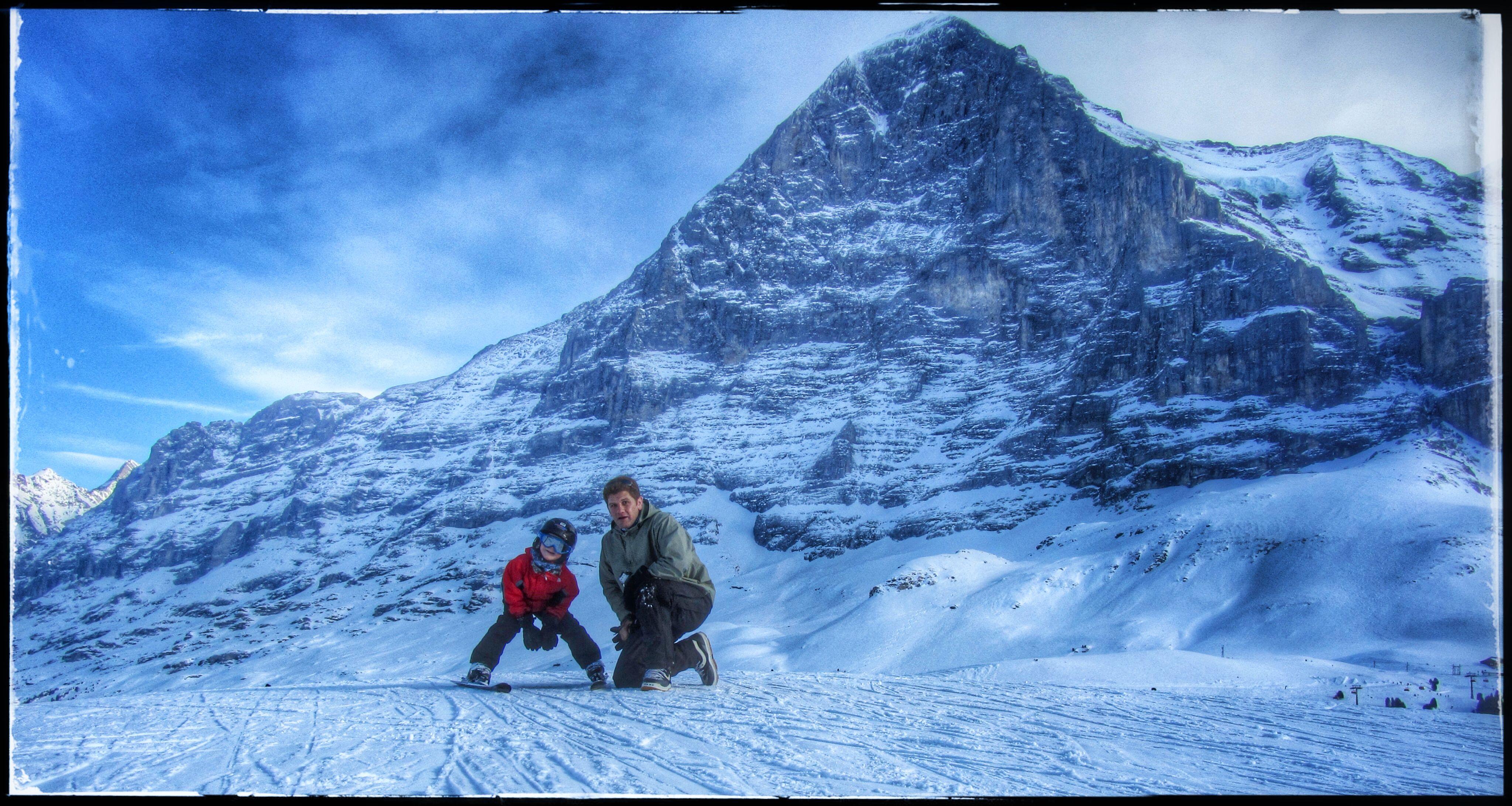 More family ski trips