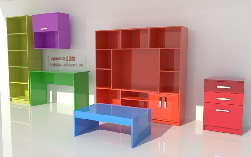 Muebles para el hogar sencillos de hacer dise os de for Programas de diseno de cocinas y armarios gratis