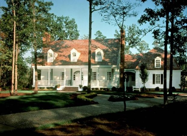 William E Poole Designs Natchez Ii The Southern House Plans Natchez Best House Plans