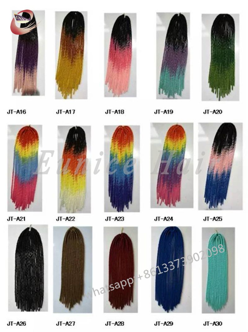 Hair Fragrance Picture More Detailed Picture About 20inch Colored Locs Crochet Crochet Braids Straight Hair Braid In Hair Extensions Straight Hair With Braid