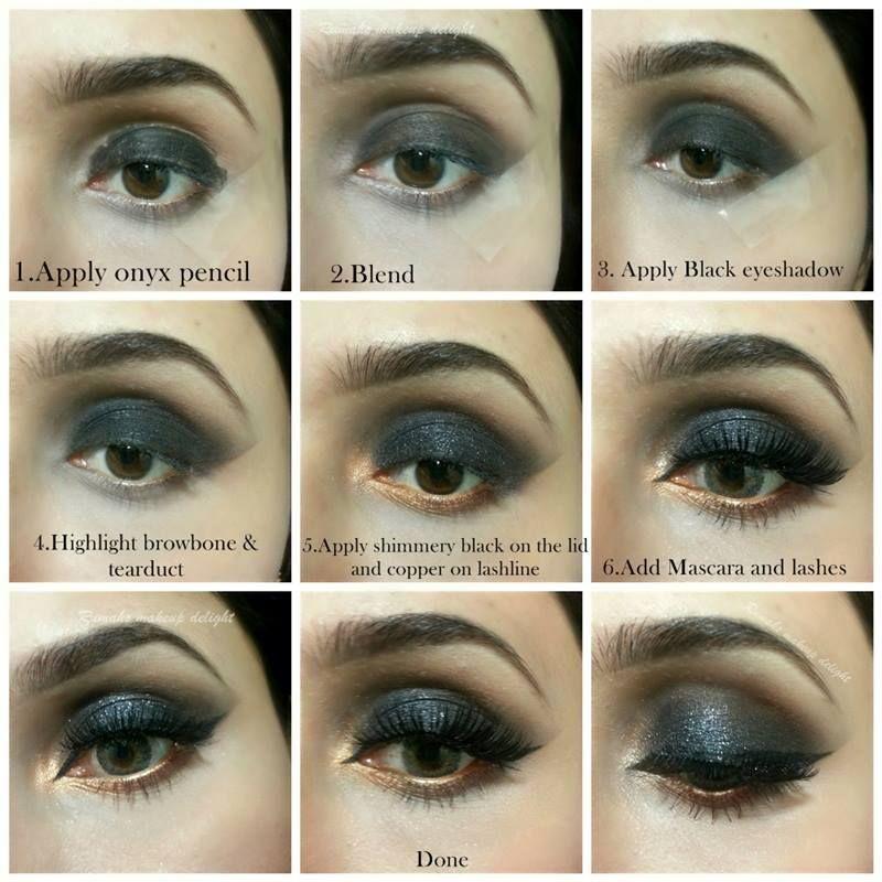 Eye Makeup For Prominent Eyes - Makeup Vidalondon | Make up and ...