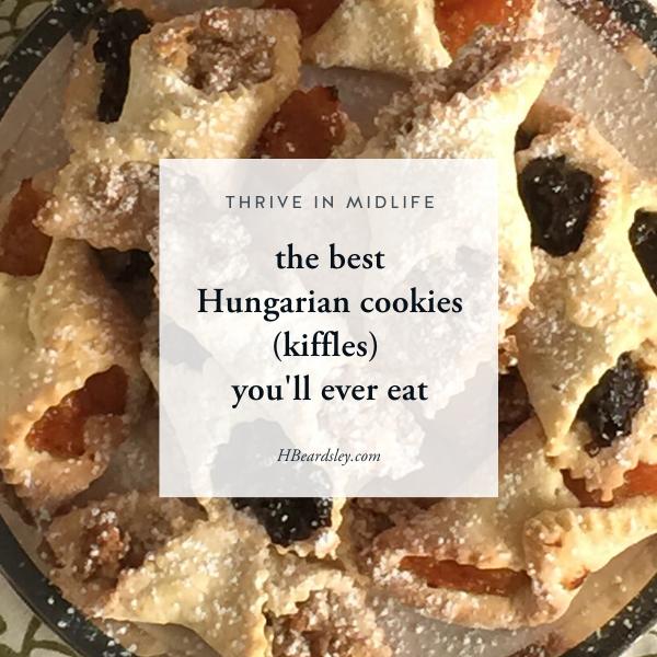The Best Hungarian Cookies Recipe Recipe Hungarian Cookies Cookie Recipes Kiffles Recipe