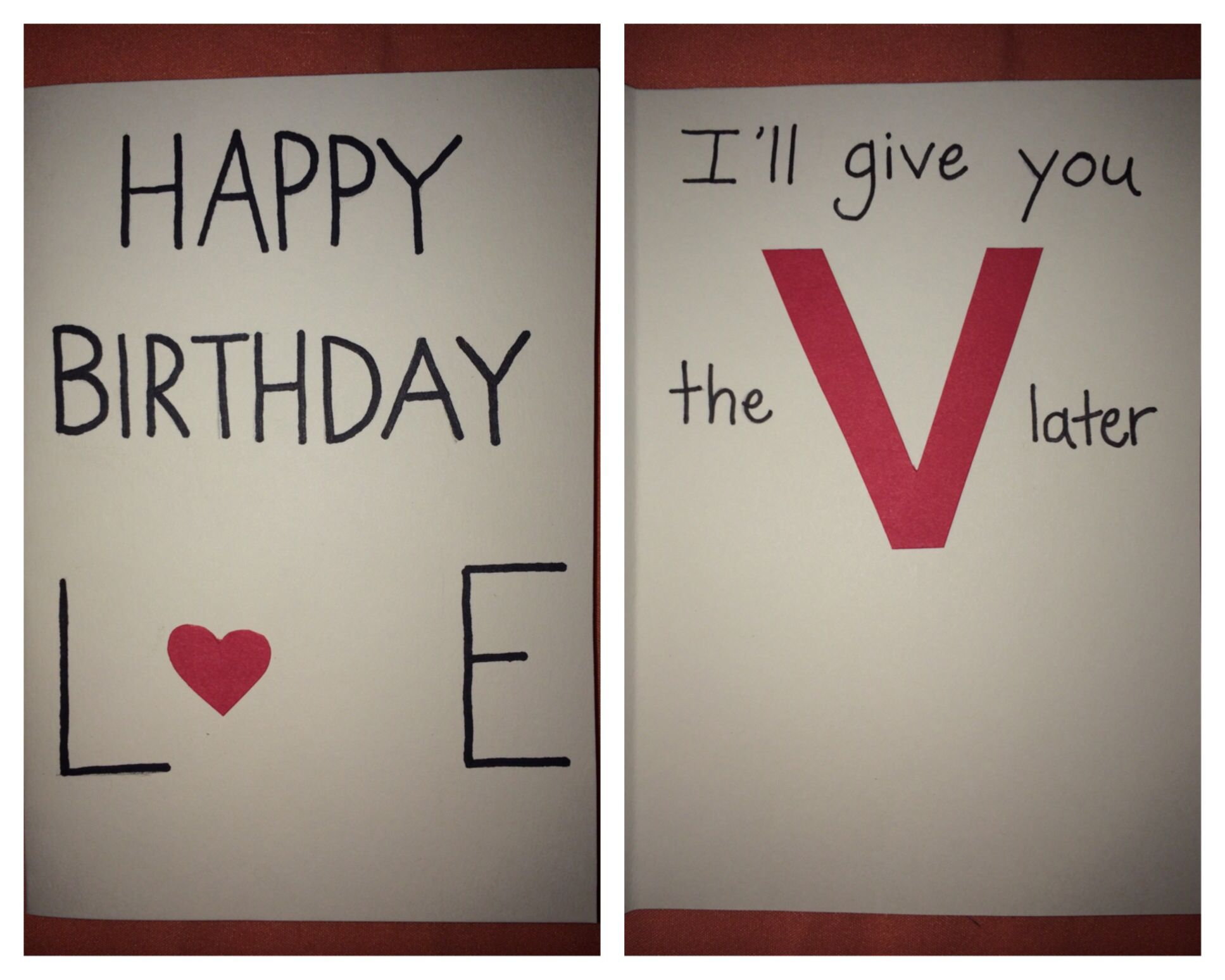 Birthday card for Boyfriend | Crafty | Pinterest | Boyfriends and ...