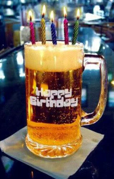 Pin By Anamaria On My Birthday Signs Beer Birthday Happy Birthday Pictures Happy Birthday Beer