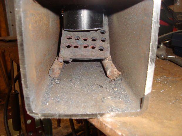 Gravity fed pellet burner & Gravity fed pellet burner | Heaters | Pinterest | Pellet burner