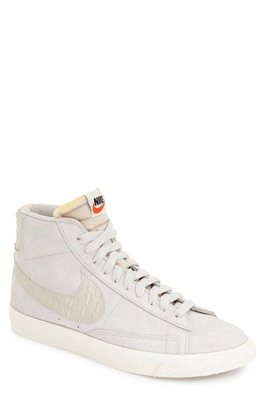 reputable site e8483 27f6c Nike  Blazer Mid Premium Vintage  Sneaker (Men) available at  Nordstrom