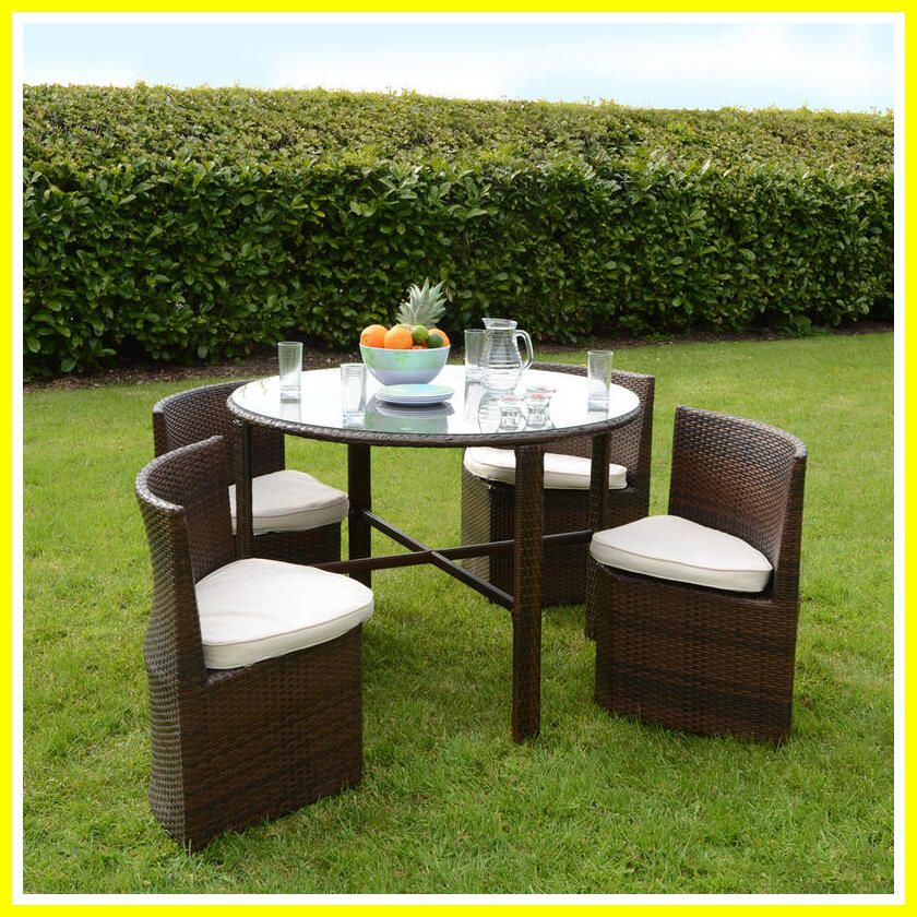 Photo of 117 reference of 4 chair rattan garden furniture