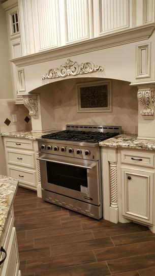 Nxr Entree 36 In 5 5 Cu Ft Professional Style Gas Range With Convection Oven In Stainless Steel Nk3611 The Home Depot In 2020 Kitchen Backsplash Designs Tuscan Kitchen Luxury Kitchen Design
