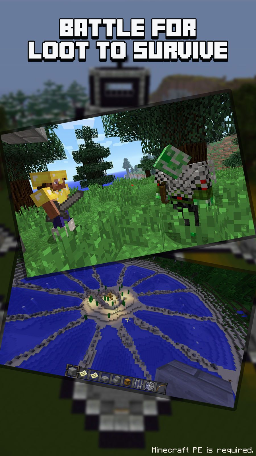 Hunger Games Servers For Minecraft Pe Online Nuapps Online Entertainment Ios Hunger Games Minecraft Servers For Minecraft Pe Hunger Games
