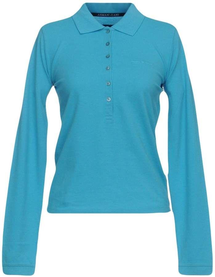 ARMANI JEANS Polo shirts Fashion 25d4f6d97f