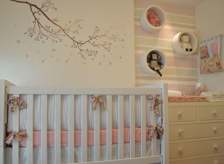 Decoração de Quarto de Bebê  Arquitetura de Interiores  00  Pinterest  Ba