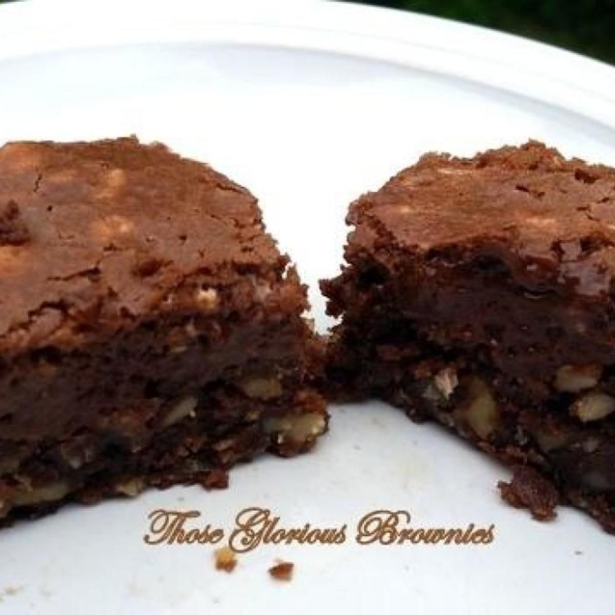 Those Glorious Brownies Recipe With Images Brownie Recipes