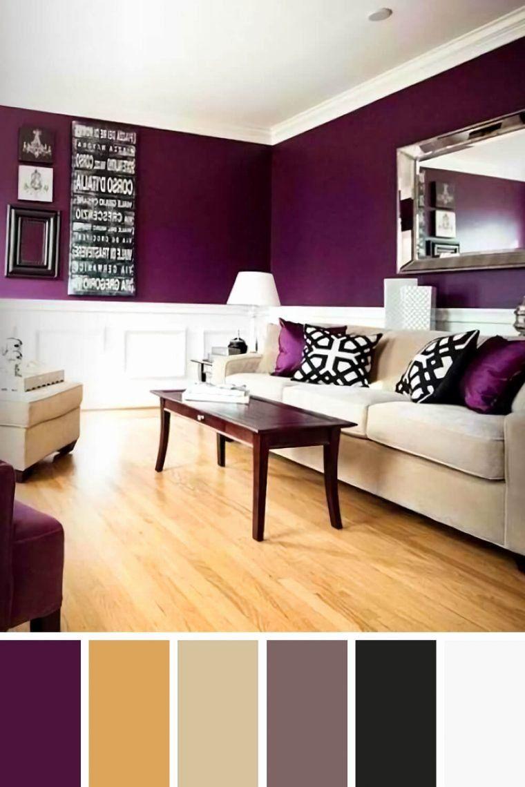 Cozy Living Room Colors Unique 25 Gorgeous Living Room Color Schemes To Make Your Room Cozy Living Room Color Schemes Purple Living Room Living Room Paint Cozy living room colors