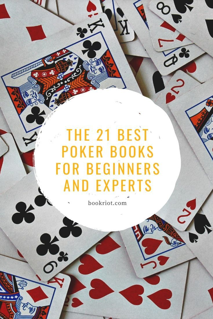 The 21 Best Poker Books for Beginners And Experts Best