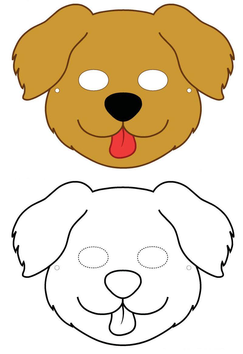 Картинки карандашом мордочки собаки