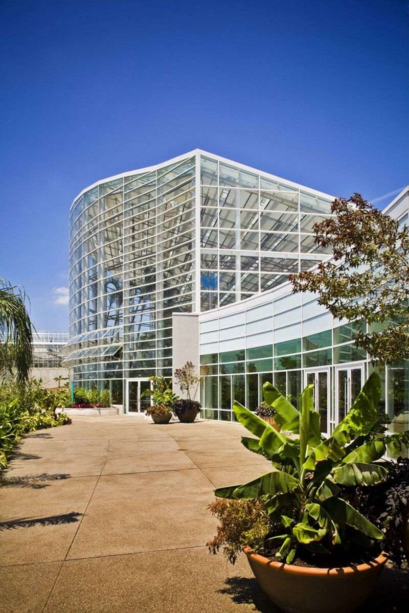Phipps Conservatory and Botanical Gardens Tropical Forest