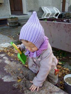 Zwergenmützchen- eine Anleitung #strickanleitungbaby