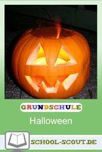 Lernwerkstatt für die Grundschule - so entdecken Kinder das Fest Halloween ganz kreativ im Sachunterricht!
