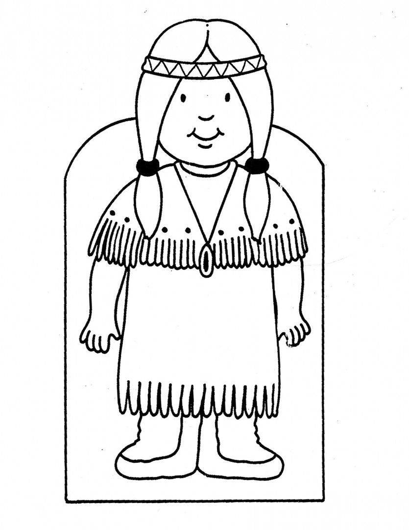 http://colorings.co/indian-girl-coloring-pages/ | Colorings ...