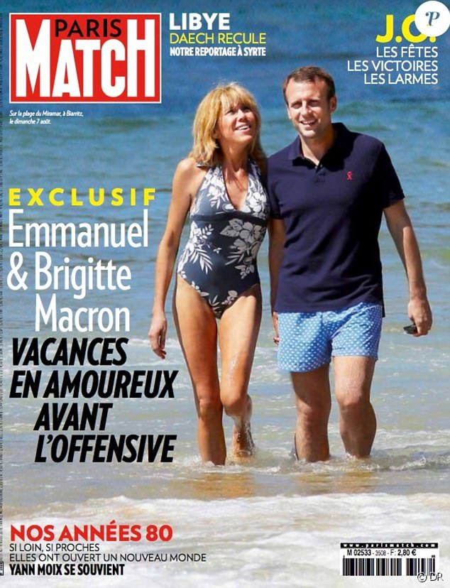 How Does Macron S Wife Defy Her Age French First Lady First Lady Brigitte