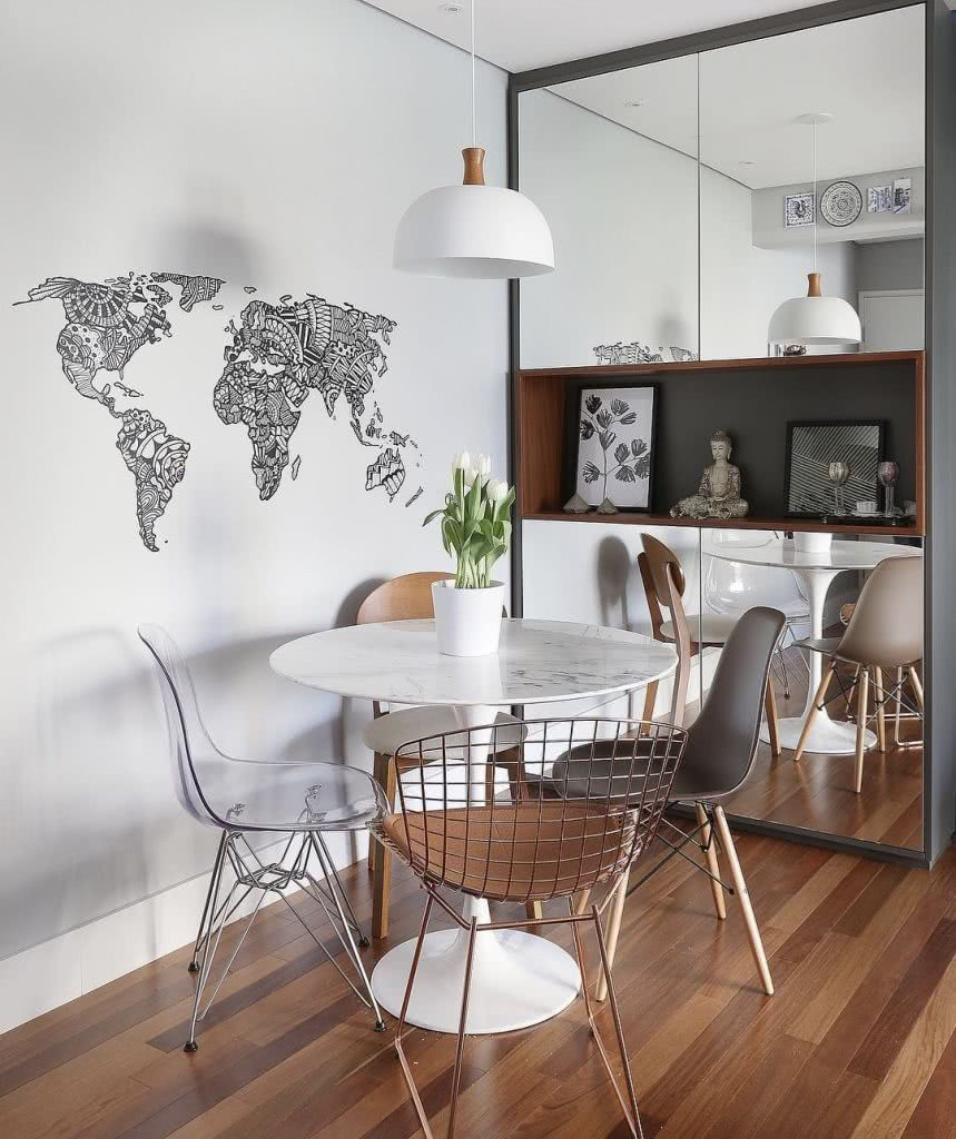 Para Quem Quer Decorar Uma Sala De Jantar Pequena Conhe A Nossa