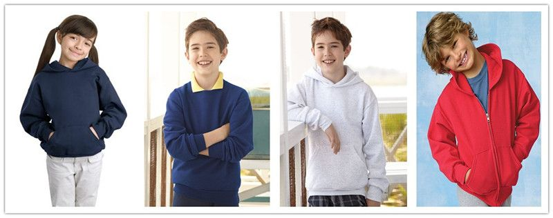 Hanes Fall Apparel for Youth from NYFifth